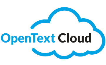 OpenText Cloud Logo
